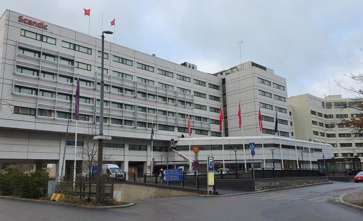 Hotelli Scandic Pasila, Helsinki