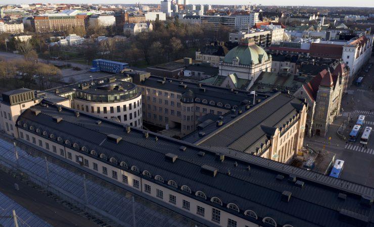 Päärautatieasema, Helsinki